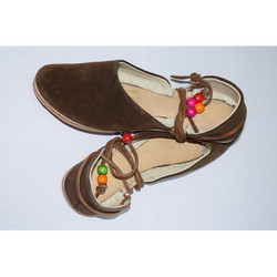 Genuine Leather Traditional Jutti