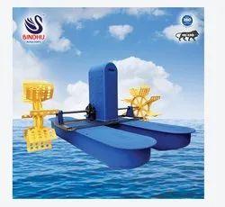 2 Paddle Wheel Aerator