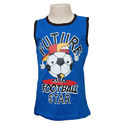 Sleeveless Boys T Shirt