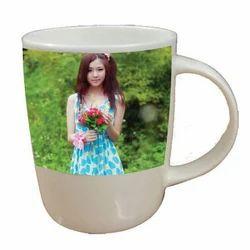 Orchid Sublimation Mug