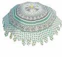 Cotton Mandala Garden Umbrella