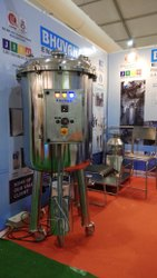 250 Liters Bottom Entry Mixing Vessel