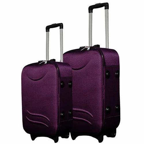 dd851d39e Purple Mofaro Wheel Travel Trolley Bag, Rs 999 /set, Mofaro | ID ...