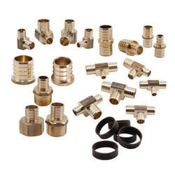 Brass Hydraulic Tube Fittings