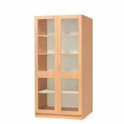 Daksh International 2 Wooden Storage Cabinets, for Office