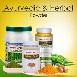 Herbal - 100% Pure Ayurvedic Powder & Churna