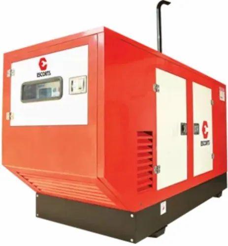 7.5 kVA Escorts Diesel Engine Genset