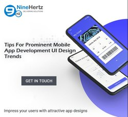 Mobile UI Design Services