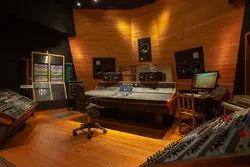 Y5B recording studio, For Commercial, Application Area: Cinema