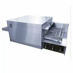 Conveyor Toaster, Toasting