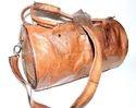 Genuine Leather Duffel Bag