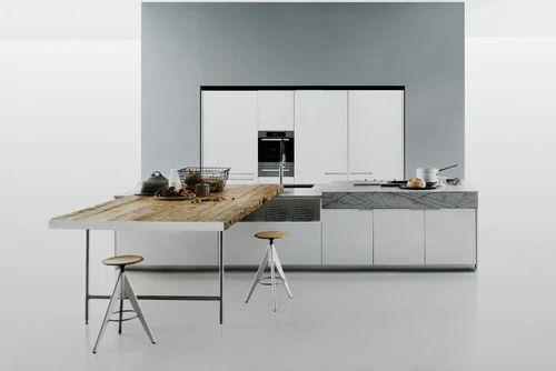 Brown Duemilaotto Piero Lissoni, CRS Boffi Kitchen Collection