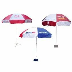 Polyester Printed Promotional Umbrella