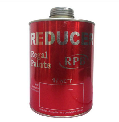 REGAL PAINTS & BRUSH Paint Reducer, 500ml,1l, 5l, 10l, 20l, 200l, | ID:  17551746833