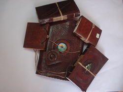 Designer Handmade Leather Writing Journals