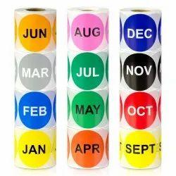 Color Month Sticker