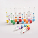 Medical Grade Disposable Vacuum Blood Collection Tubes