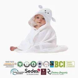 organic baby soft bath towel