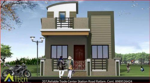Home Planning For Vastu & 3D Building Designing Architect / Interior ...