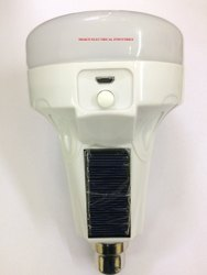Solar Emergency Bulb