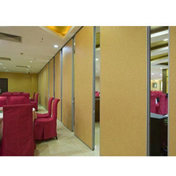 Acoustic Sliding Partition Door