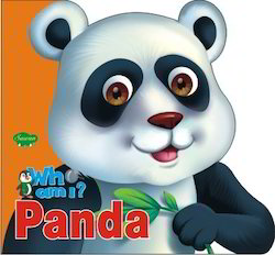 Who am I Panda Books