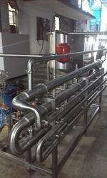 Tube and Tube Type RTS Juice Pasteurizer