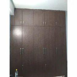 Brown Modular Wardrobe