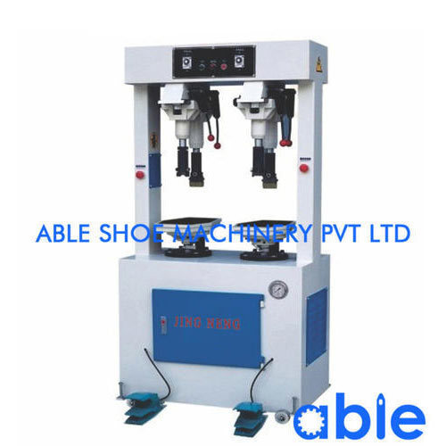 7e8d5c97770fb Used Renew Sole Attaching Pressing Shoe Making Machinery