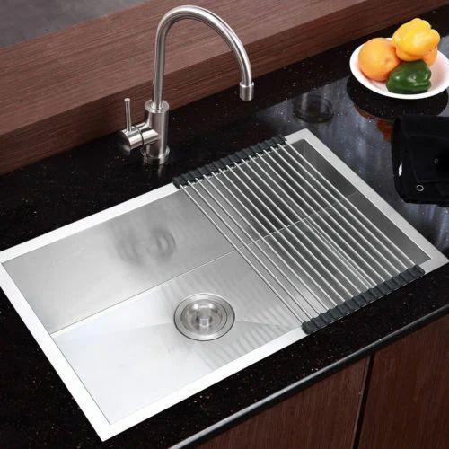 Modular Kitchen Sink At Rs 8300 Piece Steel Sink Stainless Steel Sink Stainless Kitchen Sinks Ss Kitchen Sink Stainless Sinks Sk Refrigeration Kitchen Equipment System Chennai Id 19216246391
