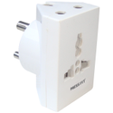 Press Fit Multi Plug Travel Adapter