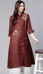Embroidered Ladies Kurti