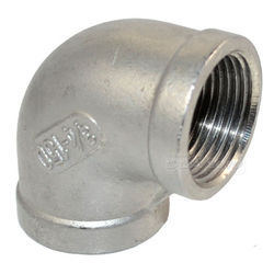 Stainless Steel Threaded with Ferrule Fittings Pipe Elbow
