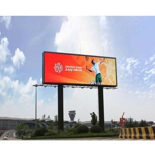 Outdoor Advertisement LED Video Wall Screen - Advertising