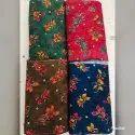 Flower Print Rayon Fabric