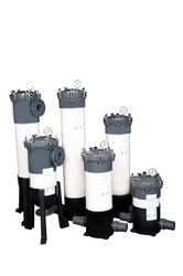 5 ELEMENT UPVC Cartridge Filter Housing