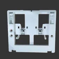 White Plastic Jaquar Concealed Cistern