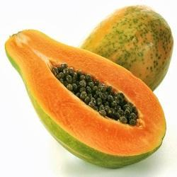 Frozen Papaya Pulp