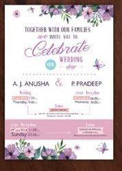 Wedding Cards in Chennai