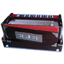 4 Line 13 Scale Harmonium With Coupler