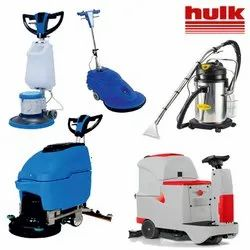 Rotary Floor Cleaning Machine