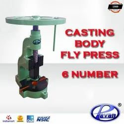 Fly Press Casting Body 6 number