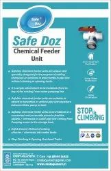 Safe Doz Chemical Feeder Unit