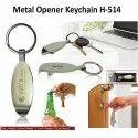 Metal Keychain H -514