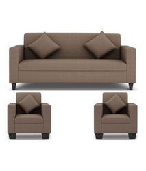 Jenikasdecor Brown Sofa Furniture