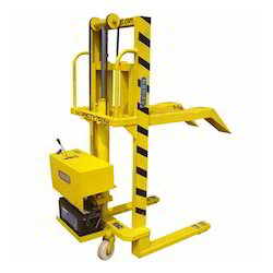 Battery Lifting Mobile Reel Lifter