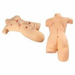 Surgical Suturing and Bandaging Simulator