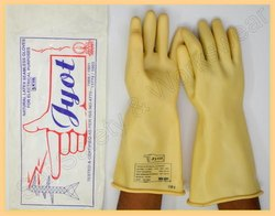 Electrical Hand Gloves 5 to 33 KV