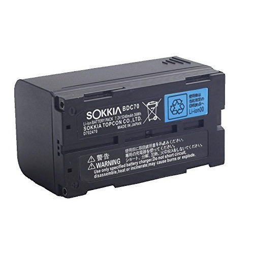 Sokkia BDC70 Total Station Battery