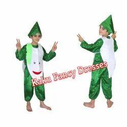 Kids Smily Radish Costume